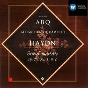 Haydn: String Quartets Op.76 Nos. 1, 5 & 6 Songs