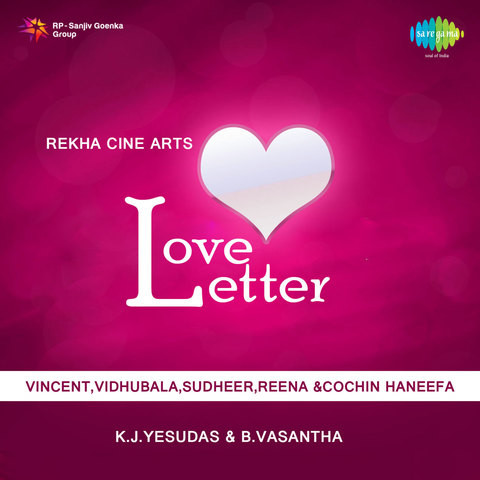 Malayalam Love Letter In English Love Letter Songs Down...
