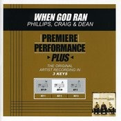 When God Ran (Performance Tracks) - EP Songs