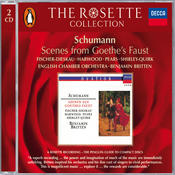 Schumann: Scenes from Goethe's Faust (2 CDs) Songs
