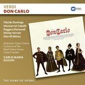 Verdi: Don Carlo Songs