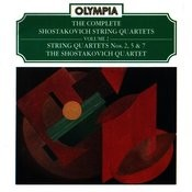 Shostakovich: Complete String Quartets, Vol. 2 Songs
