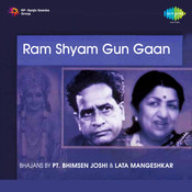 Lata And Bhimsen - Ram Shyam Gun Gaan Songs