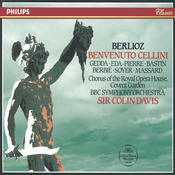 Berlioz: Benvenuto Cellini (3 CDs) Songs