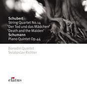 Schubert : String Quartet, 'Death and the Maiden' & Schumann : Piano Quintet - Elatus Songs