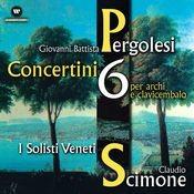 6 Concertini per archi e clavicembalo Songs