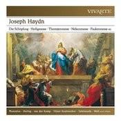 Haydn: Die Schöpfung; Heiligmesse; Theresienmesse; Nelsonmesse; Paukenmesse etc. Songs
