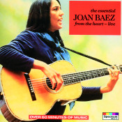 The Essential Joan Baez Live The Electric Tracks Songs