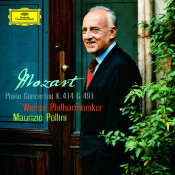 Mozart: Piano Concertos Nos. 12 & 24 Songs