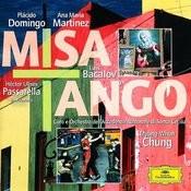 Bacalov Misa Tango Tangosain Piazzolla Adios Nonino Libertango Songs