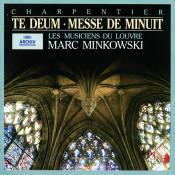Charpentier: Te Deum; Messe de Minuit; Nuit Songs