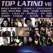 Top Latino V.6 Songs