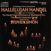 Hallelujah Handel: Choruses From 13 Oratorios Songs