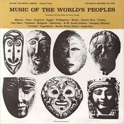 Folkways Records Presents: Music of the World's Peoples, Vol.3 Songs