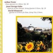 Foote, Orrego-Salas, Diamond Songs