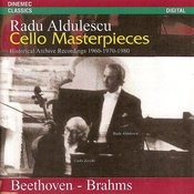 Beethoven & Brahms: Cello Masterpeices Songs