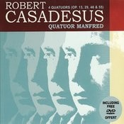 Casadesus: Quatuors Nos. 1-4 Songs