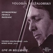 Franck: Violin Sonata In A Major: II. Allegro Song