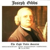 Gibbs: The Eight Violin Sonatas Songs