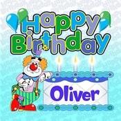 Happy Birthday Oliver Songs