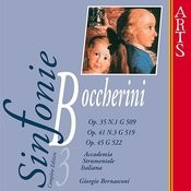 Sinfonia Op. 35 N. 1 G 509, D Major: Allegro Assai (Boccherini) Song