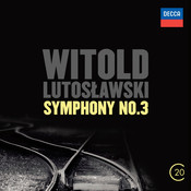 Witold Lutoslawski: Symphony No.3 Songs