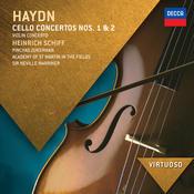 Haydn: Cello Concertos Nos.1 & 2; Violin Concerto Songs