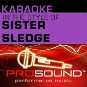 We Are Family (Karaoke Instrumental Track)[In The Style Of Sister Sledge] Song