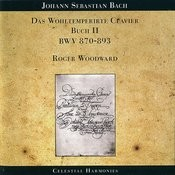 Bach: The Well-Tempered Clavier, Book II: Bwv 870-893 Songs