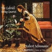 Shumann: String Quartets Op.41, Nos. 1 &3 Songs