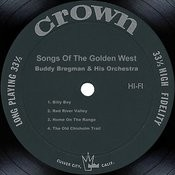 Songs Of The Golden West Songs