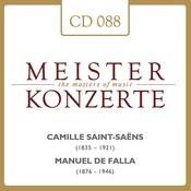 Camille Saint-Saens - Manuel De Falla Songs