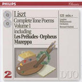 Liszt: Prometheus, symphonic poem No.5, S.99 Song