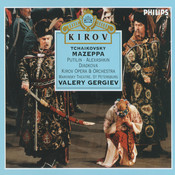 Tchaikovsky: Mazeppa (3 CDs) Songs