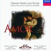 Amor - Opera's Great Love Songs Songs