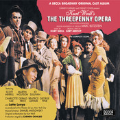 The Threepenny Opera (1954 Original Broadway Cast) Songs