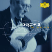 Segovia - The Great Master (Set) Songs