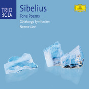 Sibelius: Tone-poems (3 CD's) Songs