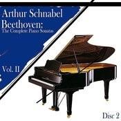 Beethoven: The Complete Piano Sonatas, Vol. II (Disc 2) Songs