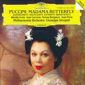 Puccini: Madama Butterfly - Highlights Songs