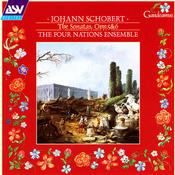 Schobert: The Sonatas, Opp.5 & 6 Songs