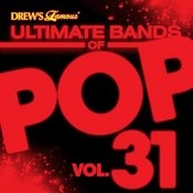 Ultimate Bands Of Pop, Vol. 31 Songs