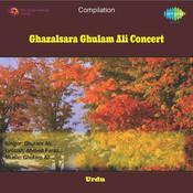 Ghazalsara Ghulam Ali Concert Songs