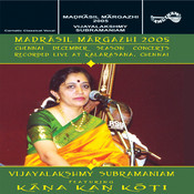 Madrasil Margazhi-2005 (Live) Songs