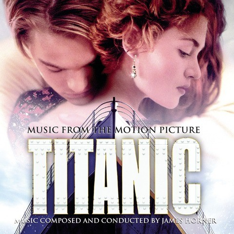 Titanic (1997) soundtrack music complete song list | tunefind.