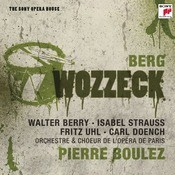 Wozzeck, Op. 7 From The Drama By George Buchner (Beginning): Scene 1 - The Captain's Room  Song