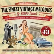 The Finest Vintage Melodies & Retro Tunes Vol. 43 Songs