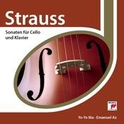 Strauss: Sonaten Fr Cello Und Klavier Songs