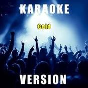 Gold (Karaoke Version) Song