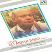 Ustad Ali Akbar Khan (instrumental Classical) Songs